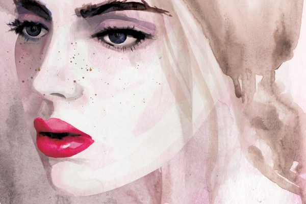 BEAUTY ILLUSTRATIONS